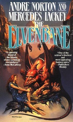 Elvenbane by Norton-lacke