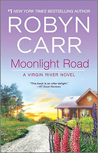 Carr Robyn - Moonlight Road