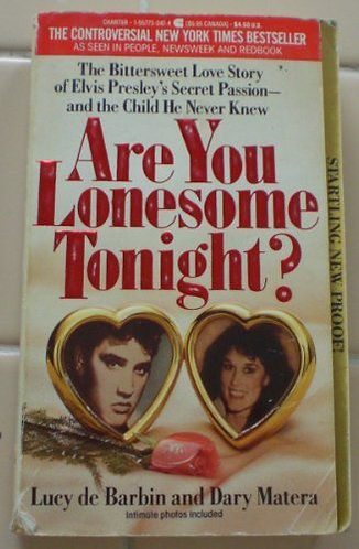 Are You Lonesome Tonight? by Barbin L