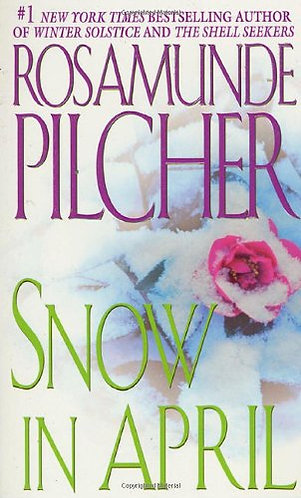 Snow In April by Pilcher Rosamunde