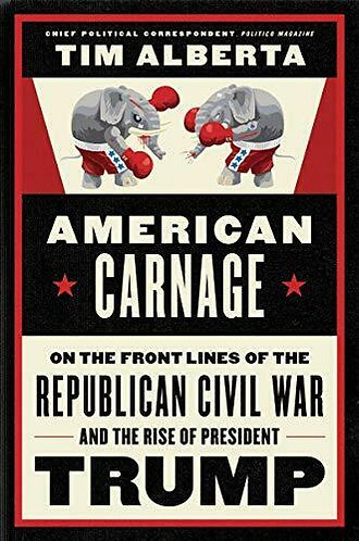 AMERICAN CARNAGE by ALBERTA TIM