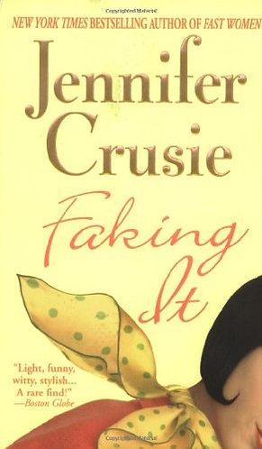 Faking It by Crusie Jennifer