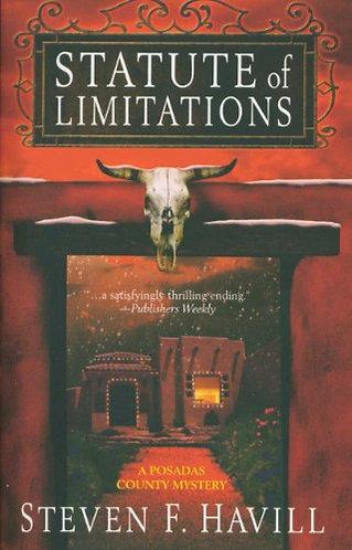 Statute Of Limitations by Havill Steven F.