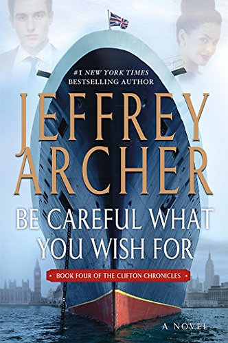 Archer Jeffrey - Be Careful What you Wish For