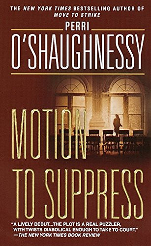 Motion To Supress by O'Shaughnessy Perri