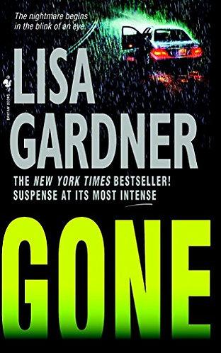 Gone by Gardner Lisa