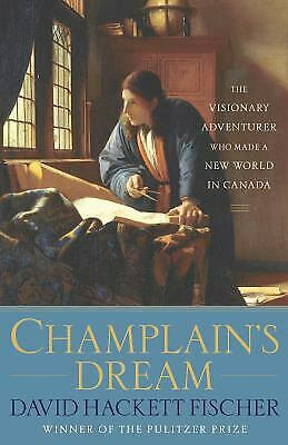 Champlain's Dream by Fischer David