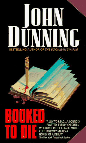 Booked to Die by Dunning J