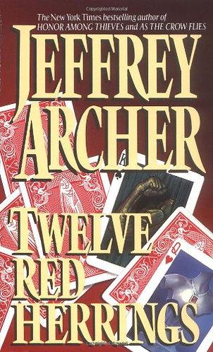 Archer Jeffrey - Twelve Red Herrings