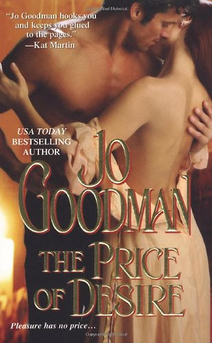 The Price Of Desire by Goodman J