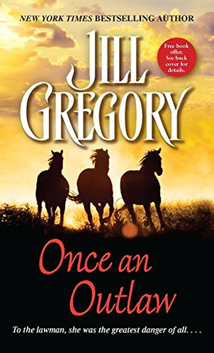 Once An Outlaw by Gregory J