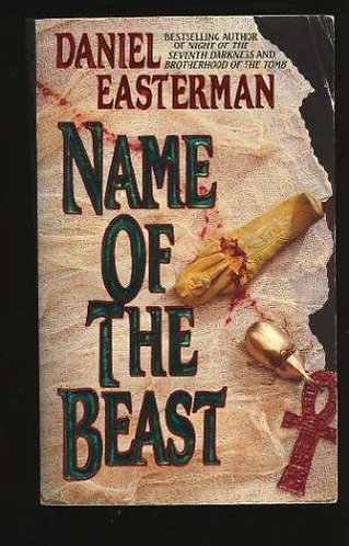 Name Of The Beast by Easterman Daniel