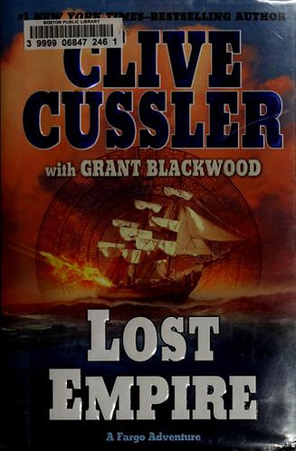 Lost Empire by Cussler Clive