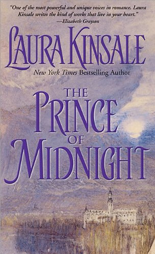 The Prince Of Midnight by Kinsale Laura