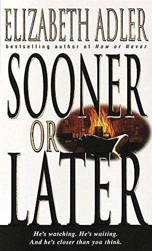 Adler Elizabeth - Sooner Or Later