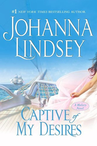Captive of my Desires by Lindsey Johanna