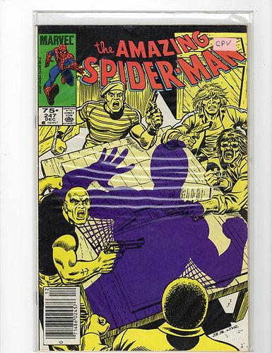 Amazing Spider-man #247 - NM (Canadian Price Variant)