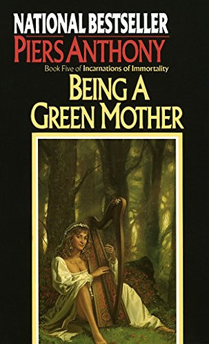 Being A Green Mother by Anthony Piers