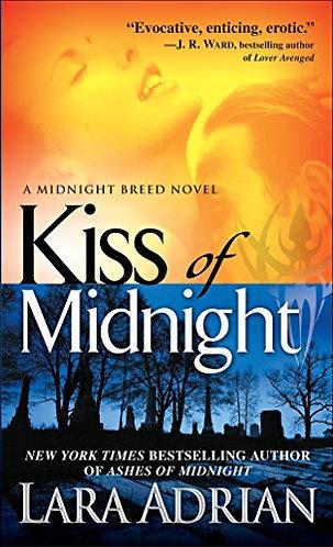 Kiss of Midnight by Adrian Lara