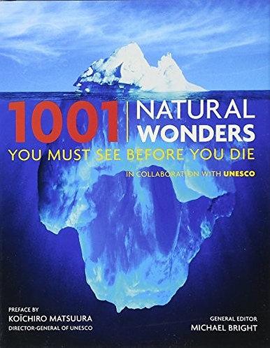 1001 NATURAL WONDERS by