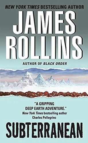 Subterranean by Rollins James