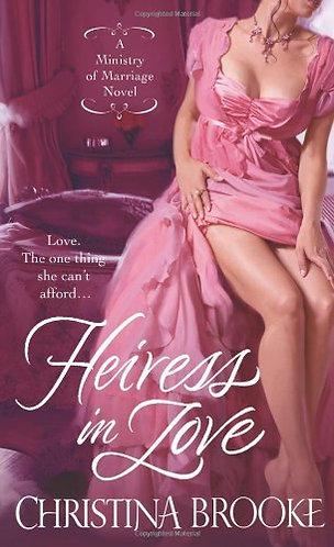 Brooke Christina - Heiress In Love