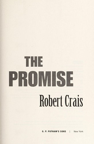 The Promise by Crais Robert