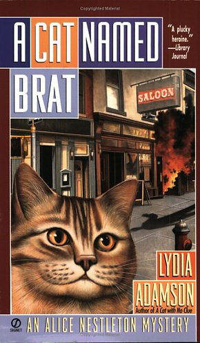 A Cat Named Brat by Adamson L
