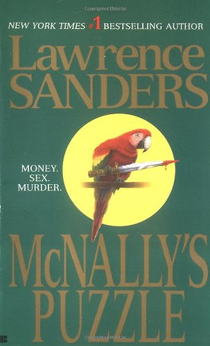 Mcnally's Puzzle by Sanders Lawrence