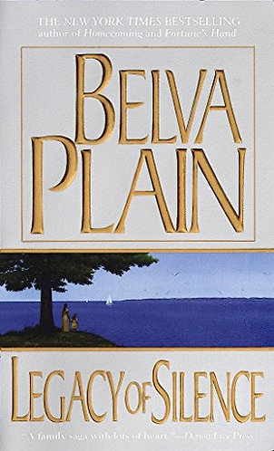 Legacy Of Silence by Plain Belva