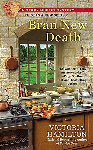 Bran New Death by Hamilton Victoria