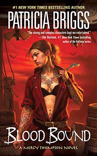 Blood Bound by Briggs Patricia
