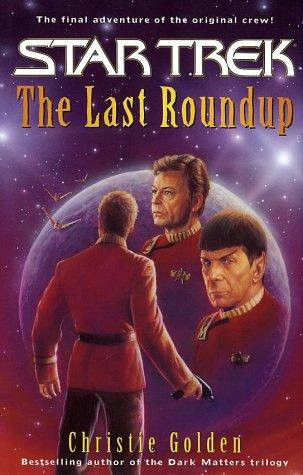 Star Trek The Last Roundup by Golden Christie