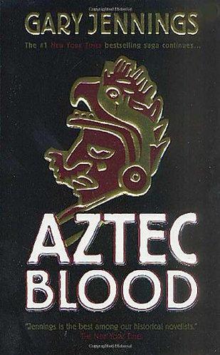 Aztec Blood by Jennings G