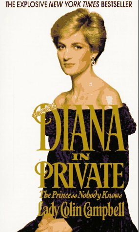 Diana In Private by Campbell C