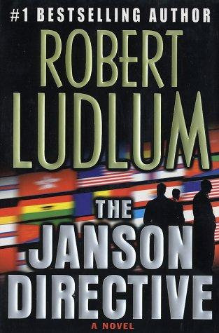The Janson Directive by Ludlum Robert