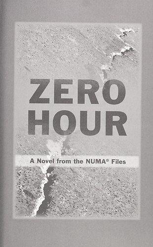 Zerro Hour by Cussler Clive