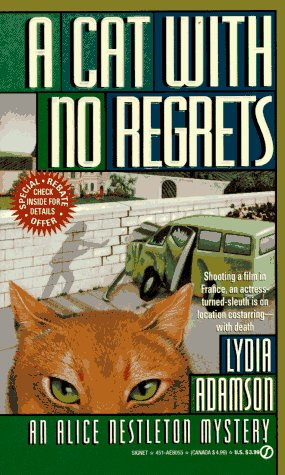 A Cat With No Regrets by Adamson L