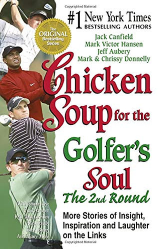 Chicken Soup For The Golfer's 2ND by Multi