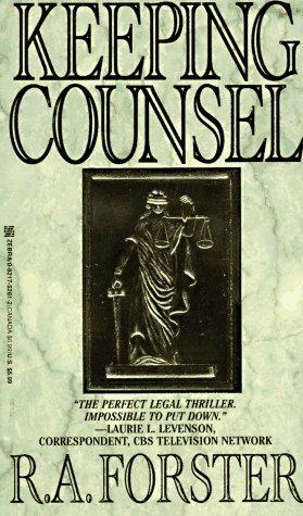 Keeping Counsel by Forester R.a