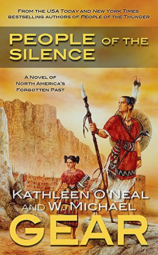 People Of The Silence by Gear Kathleen O'Neal