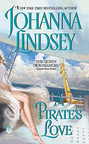 A Pirate's Love by Lindsey Johanna