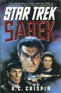 Star Trek Sarek by Crispin A.c.