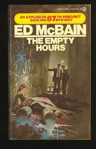 The Empty Hours by Mcbain Ed