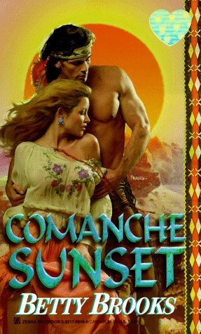 Comanche Sunset by Brooks B