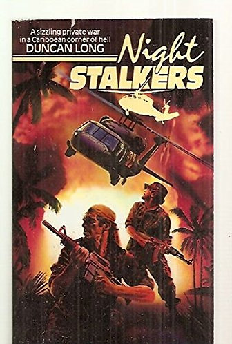 Night Stalkers by Long Duncan