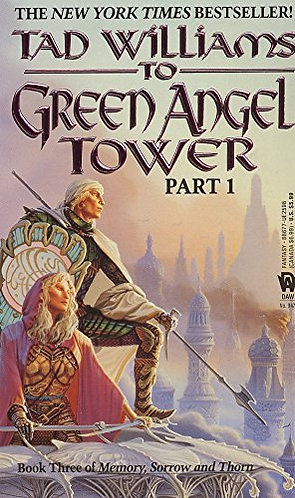 Green Angel Tower by Williams  T