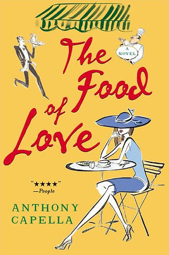 The Food Of Love by Capella Anthony