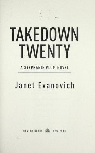 Takedown Twenty by Evanovich Janet