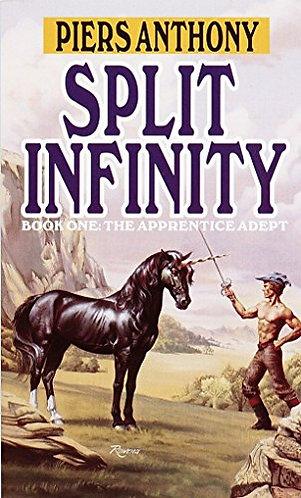 Split Infinity by Anthony P